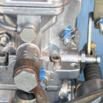 Ford FSD 2.5 Bosch injection system