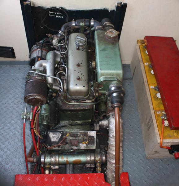Mercedes 636 for Mercedes benz marine engines